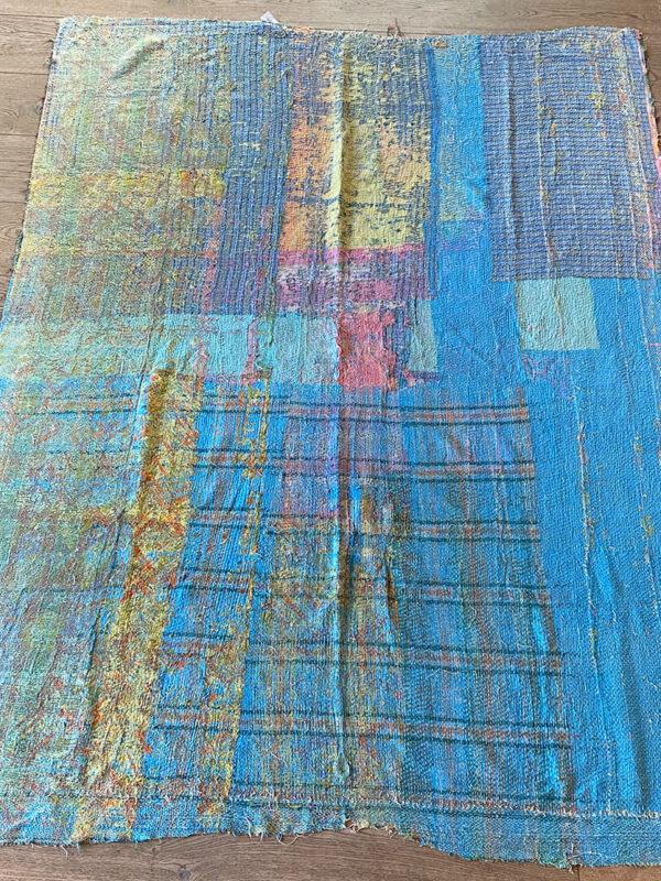Colourfull rebel handgemaakte quilt