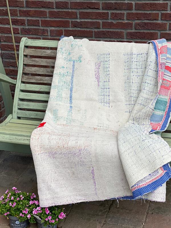 Stripes quilt